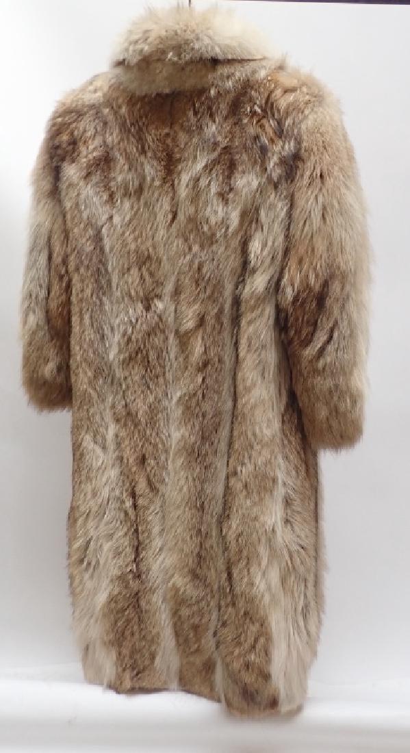 Made in Canada Full Length Vintage Fur Coat - 2