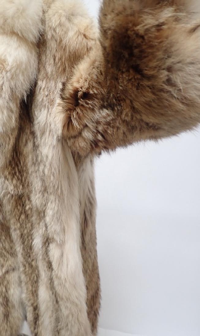 Made in Canada Full Length Vintage Fur Coat - 5