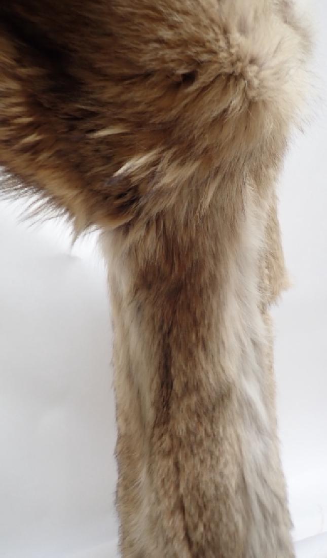 Made in Canada Full Length Vintage Fur Coat - 6
