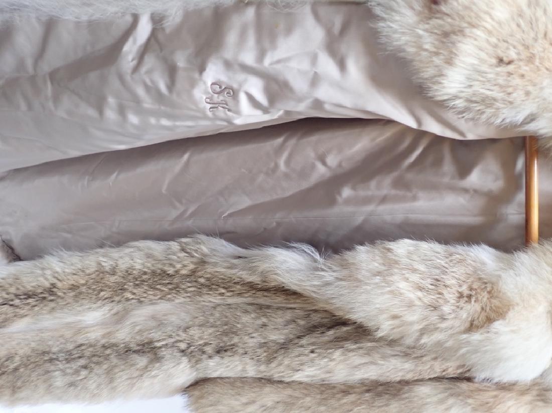 Made in Canada Full Length Vintage Fur Coat - 8