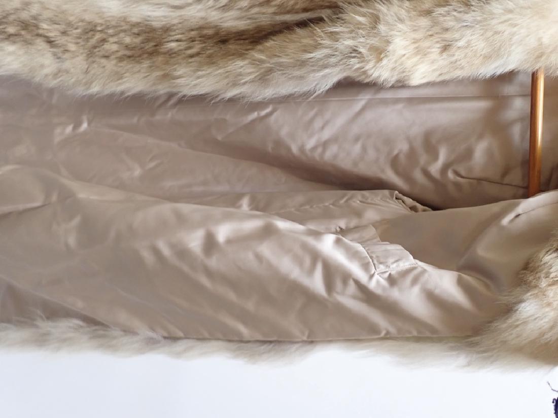 Made in Canada Full Length Vintage Fur Coat - 9