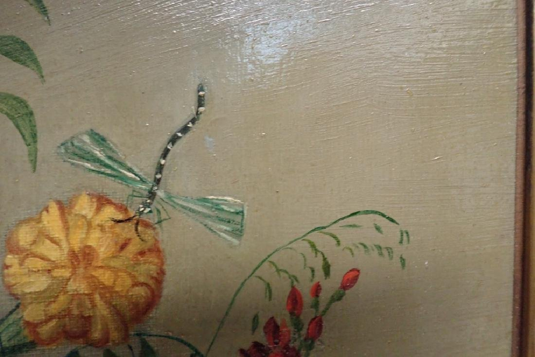 Floral Still Life Oil Painting - 4