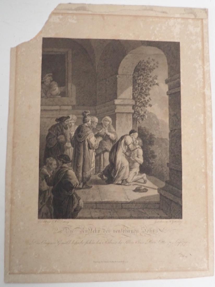 Collection Vintage & Antique Engravings & Prints - 7