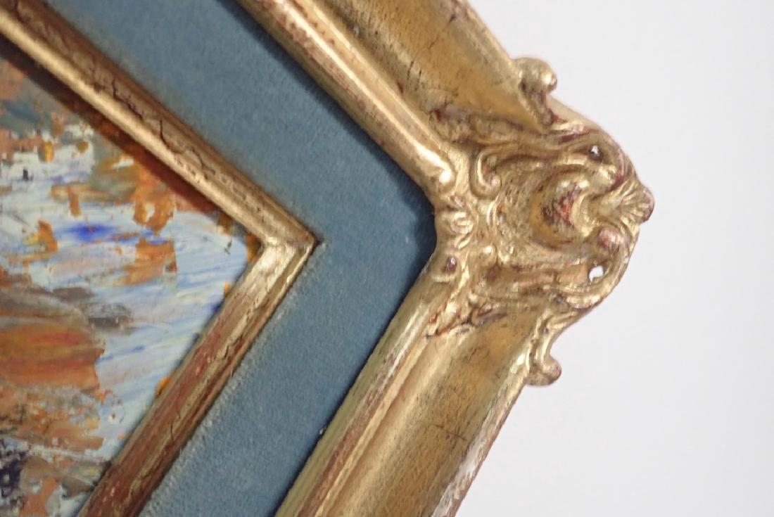 Gilt Framed Still Life Oil Painting on Board - 3