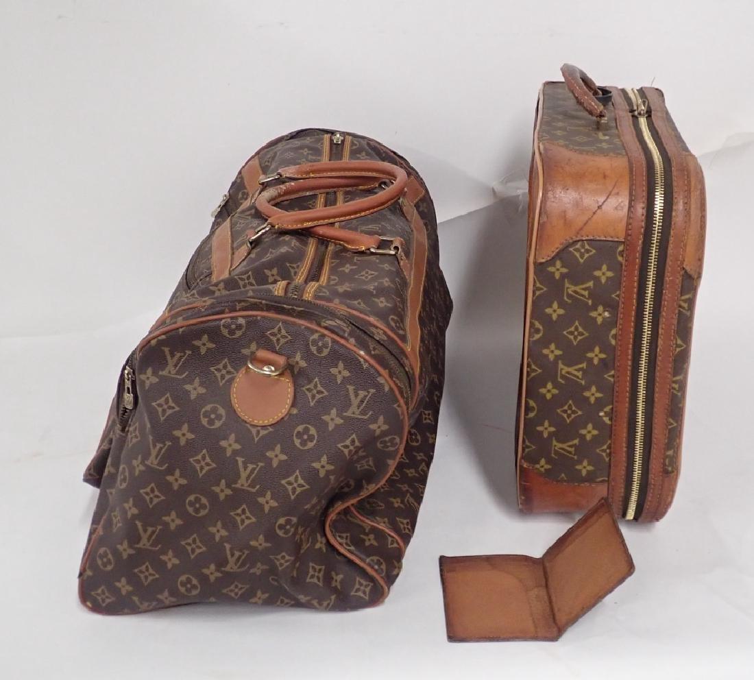 Vintage Louis Vuitton Luggage - 3