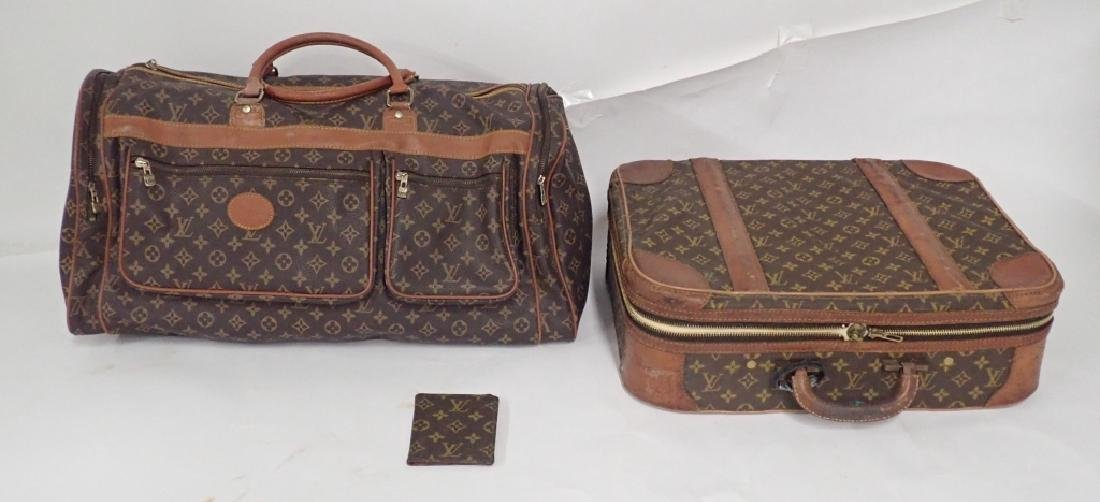 Vintage Louis Vuitton Luggage - 5