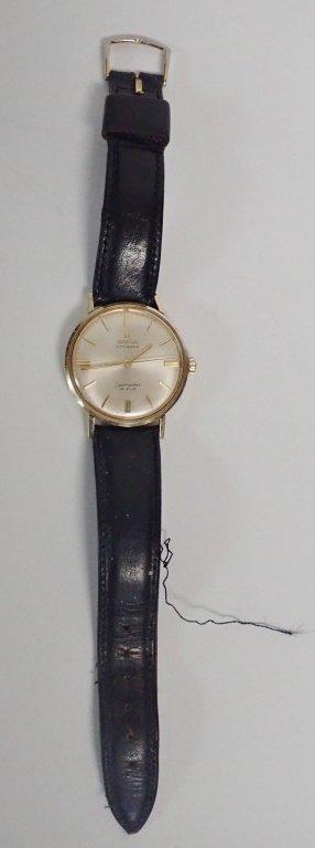 14-Karat Gold Omega Seamaster De Ville Wrist Watch - 6