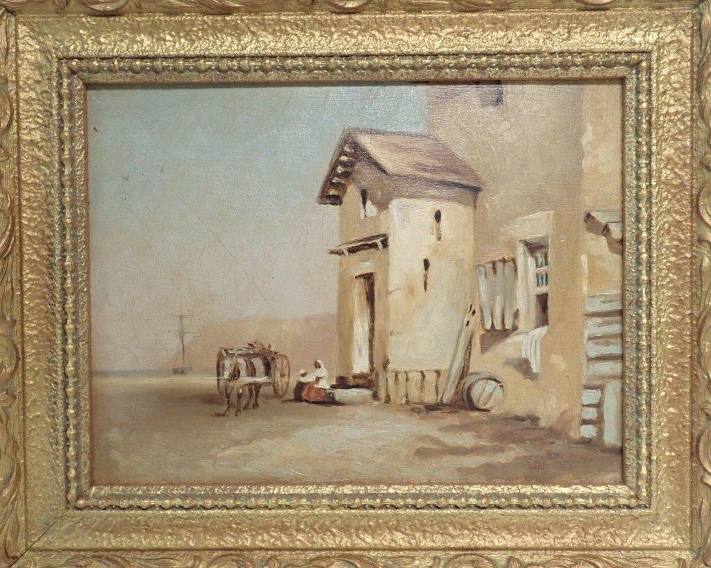 Jean-Baptiste-Camille Corot  (1796 - 1875) - 2