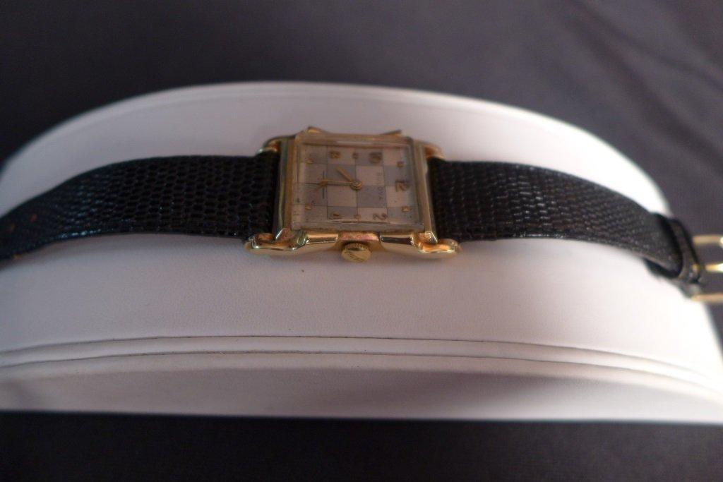 Bulova 14K Gold Men's Dress Watch - 2