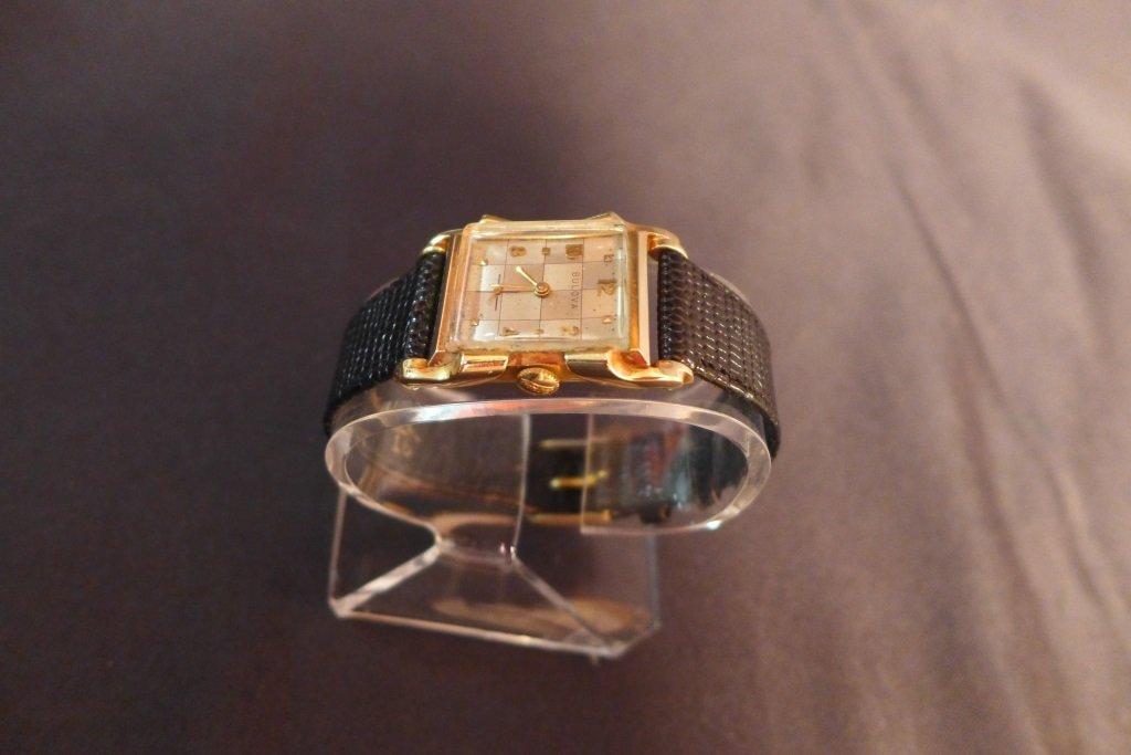 Bulova 14K Gold Men's Dress Watch - 4