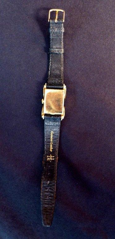 Bulova 14K Gold Men's Dress Watch - 7
