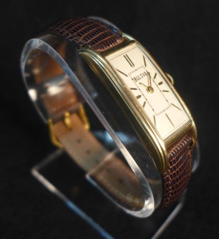 Bulova Rectangular Men's Watch - 2