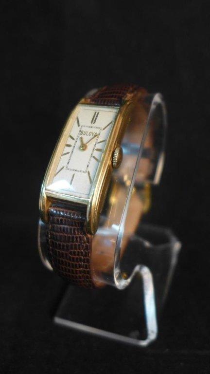 Bulova Rectangular Men's Watch - 3