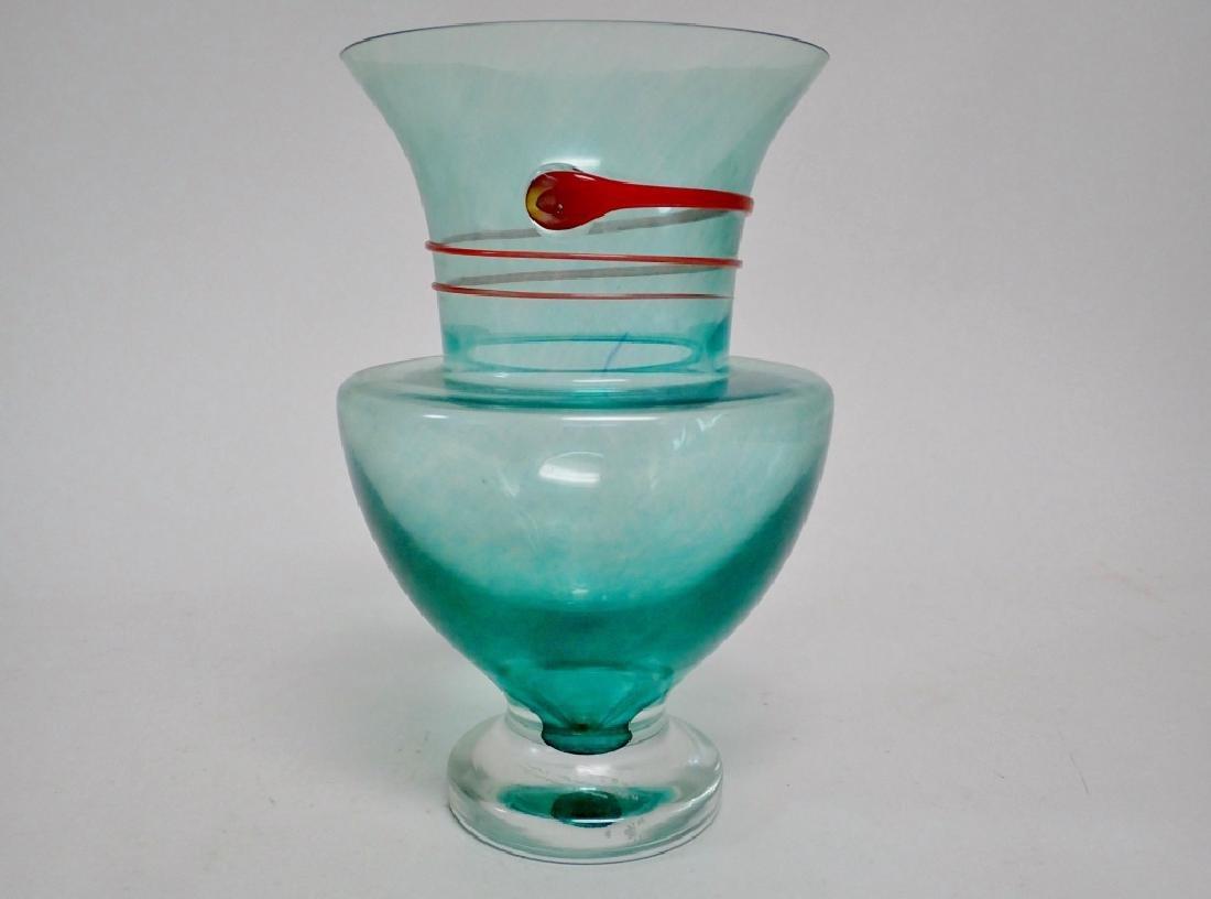 Glass vase signed kosta moda monica backstrom art glass vase signed kosta moda monica backstrom reviewsmspy