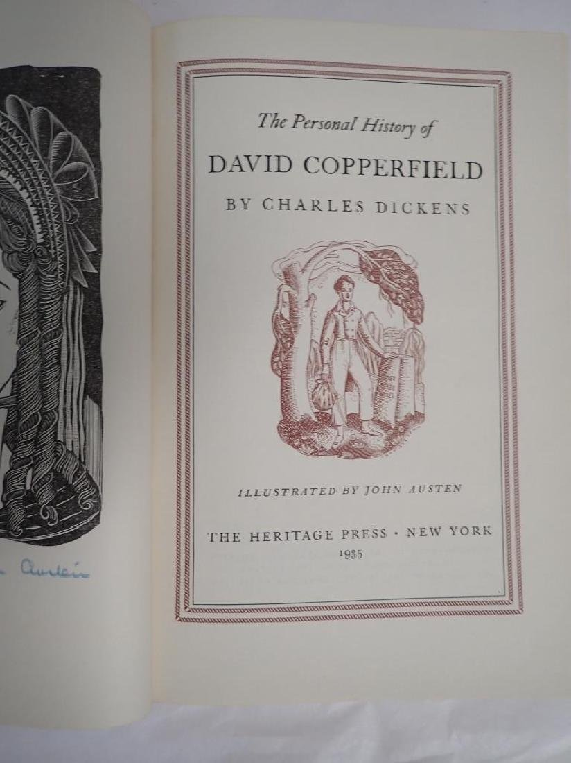 Dickens: Personal History Of David Copperfield - 10