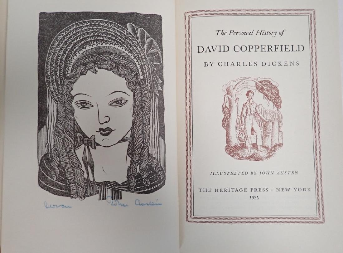 Dickens: Personal History Of David Copperfield