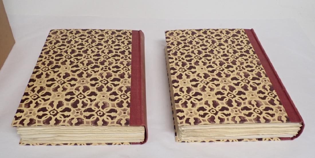 1933 Edition Don Quixote De La Mancha 2 Volumes - 8