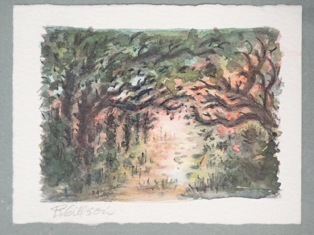 Three of Watercolors by Reina Gillson - 2