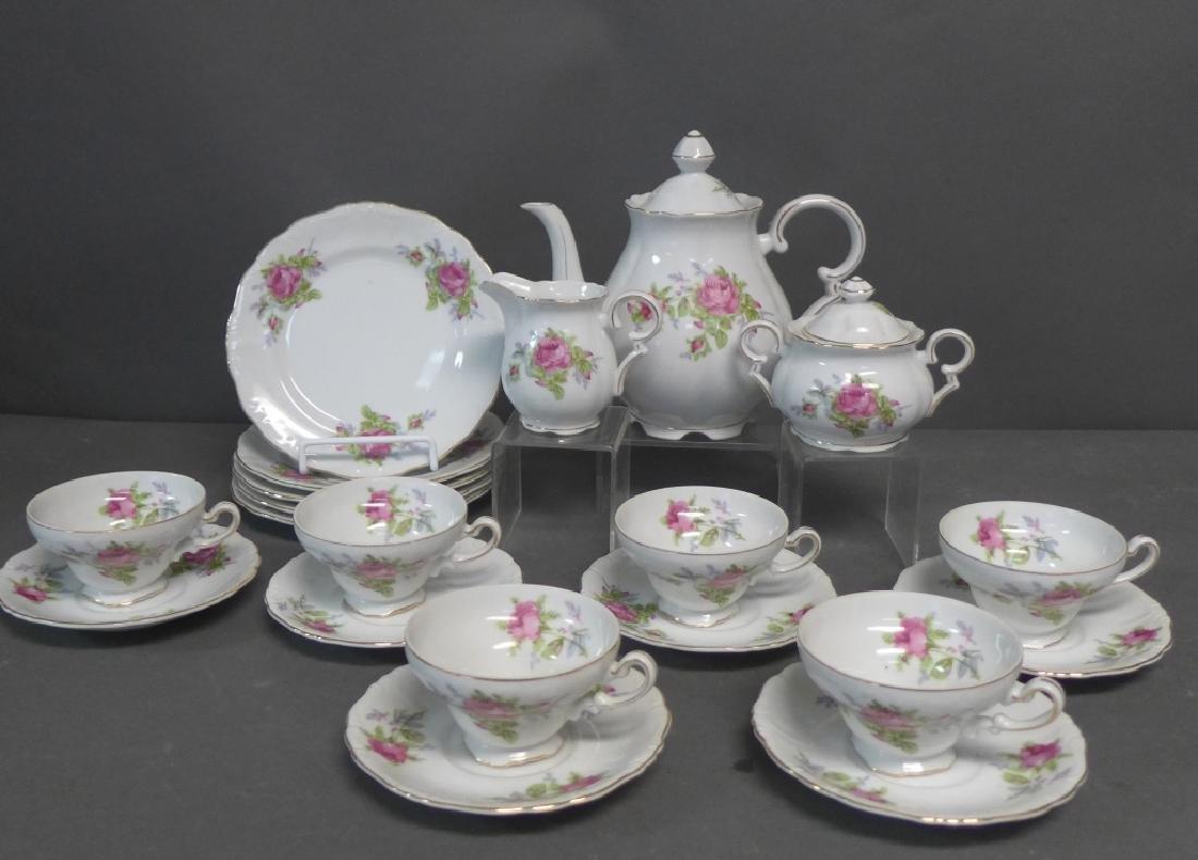Japanese Fine China Tea Service