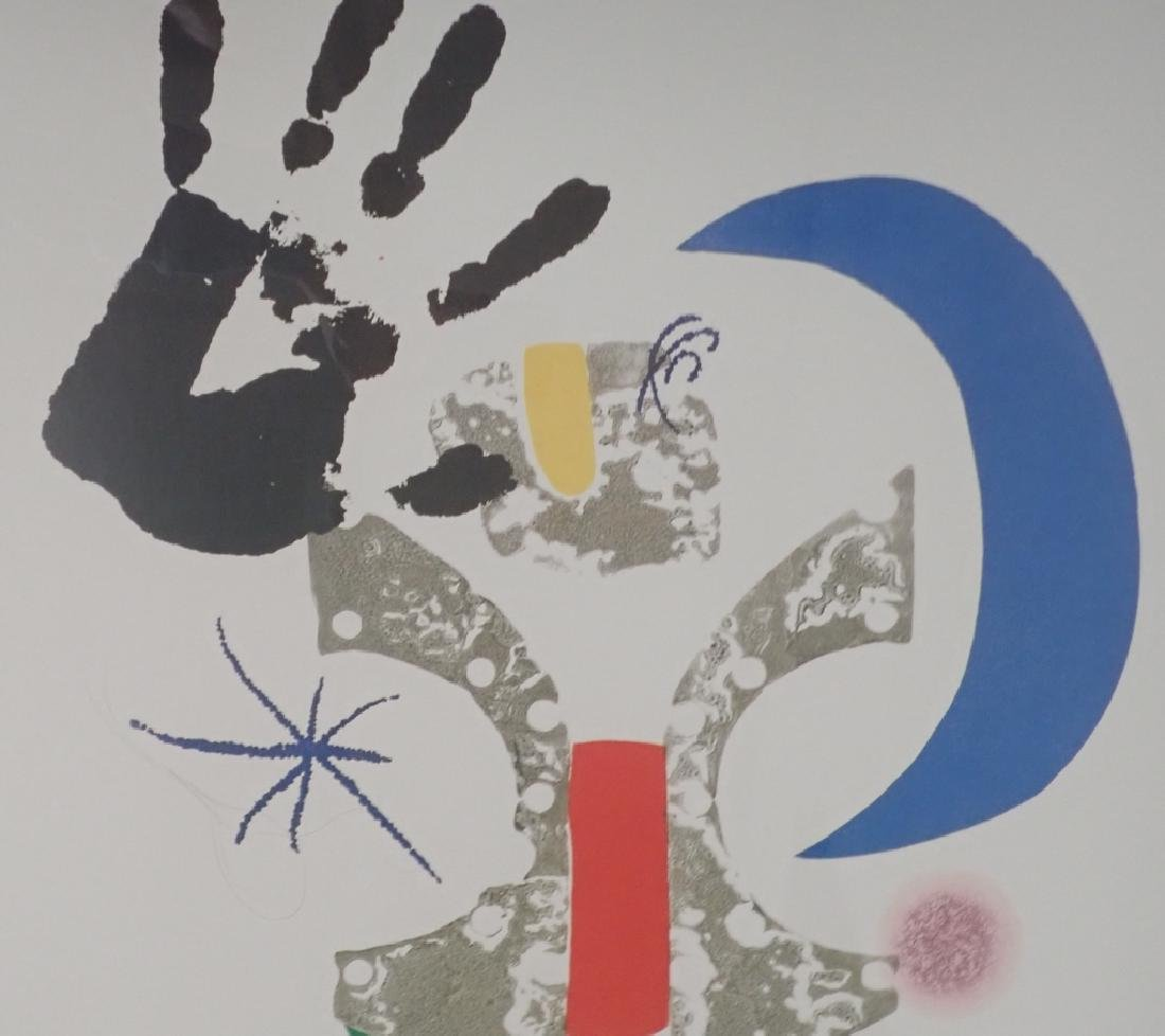 Joan Miro, Christies Contemporary Art, Poster - 2