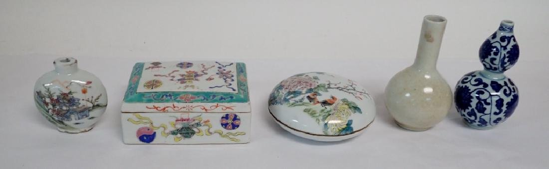Chinese Porcelain Assortment - 10