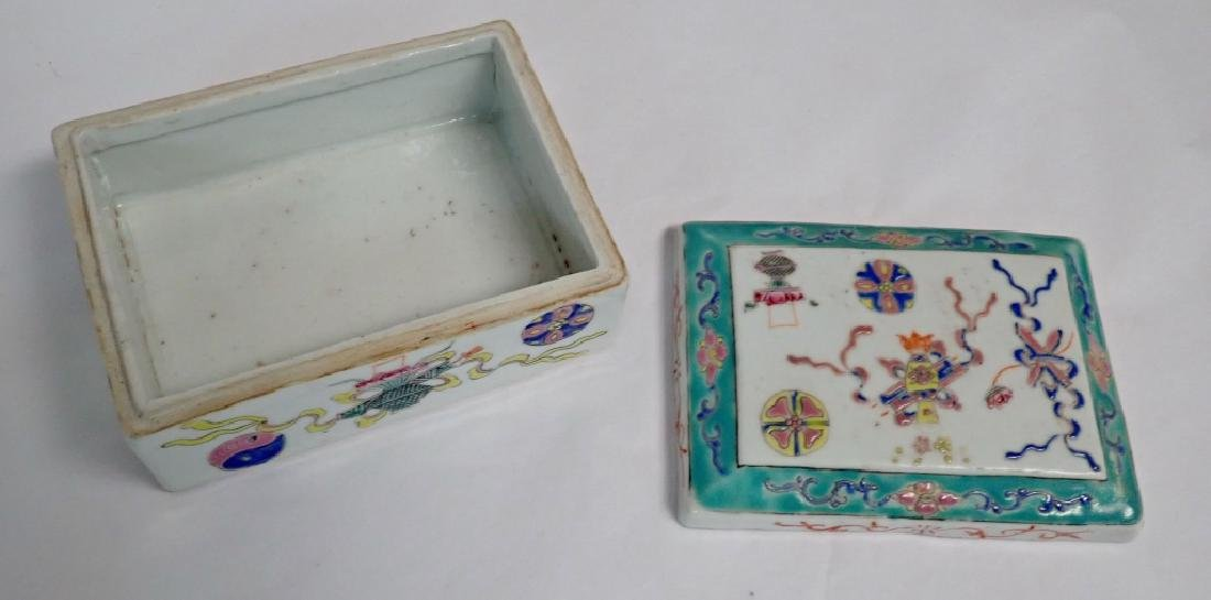 Chinese Porcelain Assortment - 7