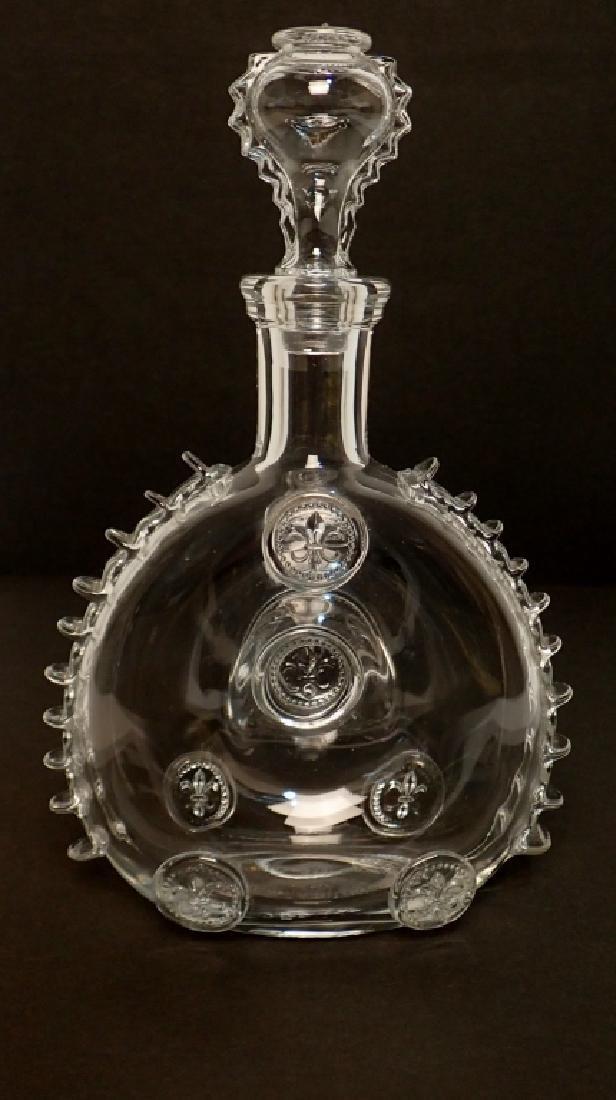 Baccarat Crystal Remy Martin Cognac Decanter - 3