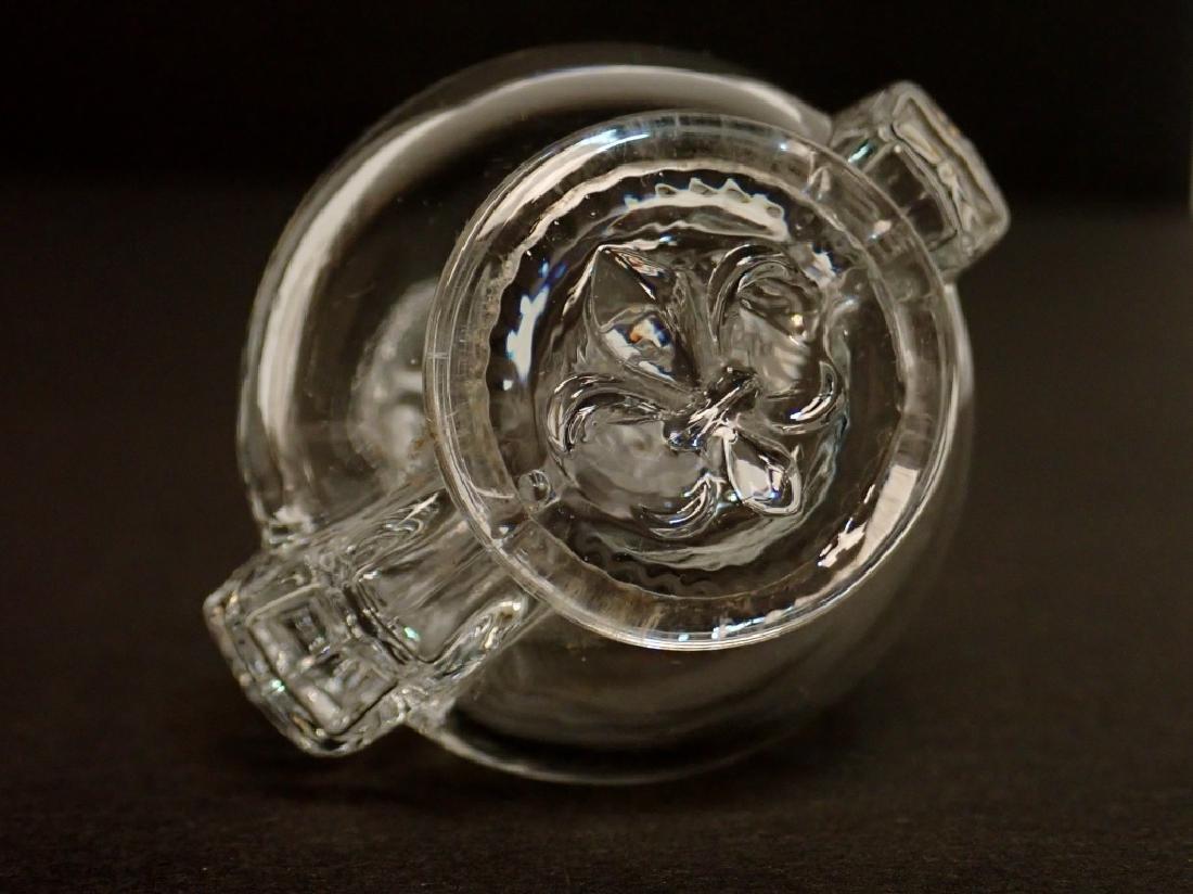 Baccarat Crystal Remy Martin Cognac Decanter - 8