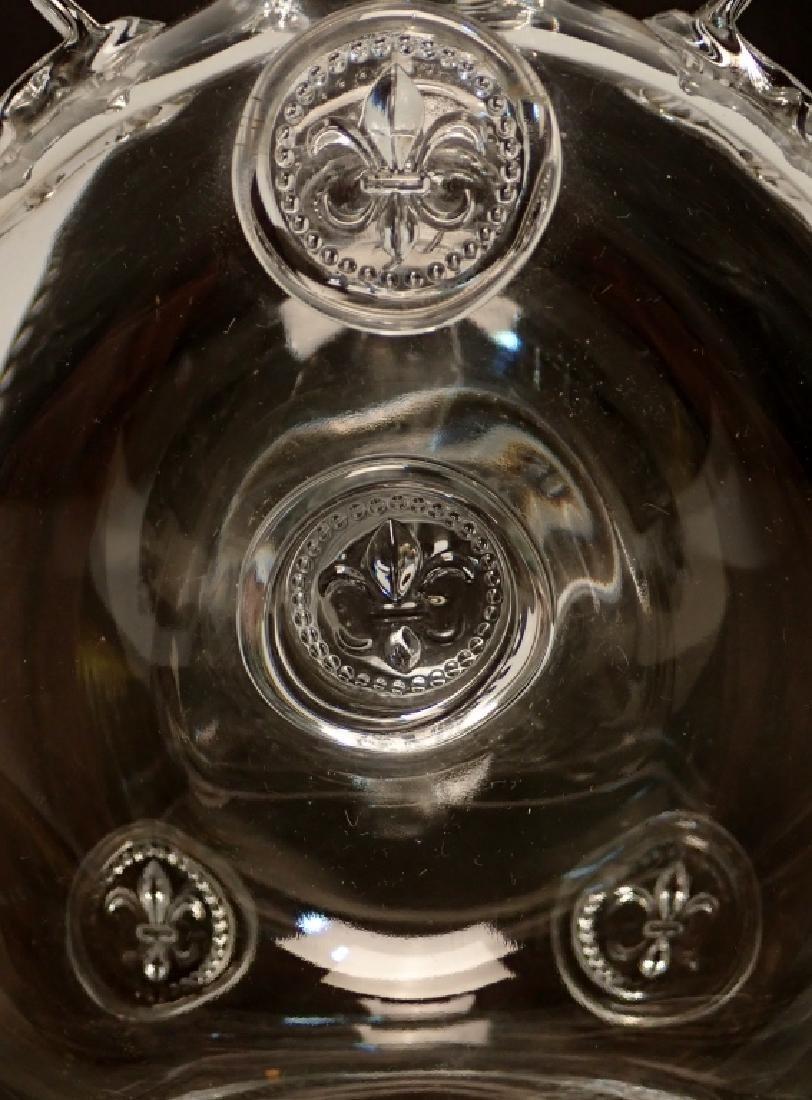 Baccarat Crystal Remy Martin Cognac Decanter - 9