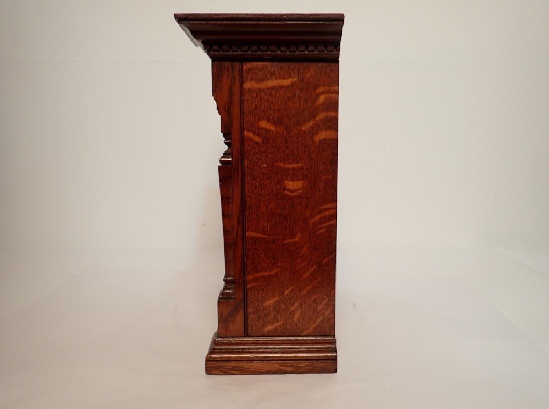 Waterbury Clock Co. Wooden Clock - 2