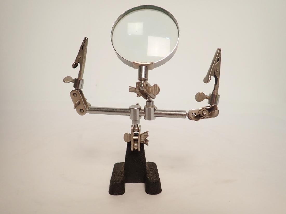 Pair of Magnifying Glasses with Stands - 2