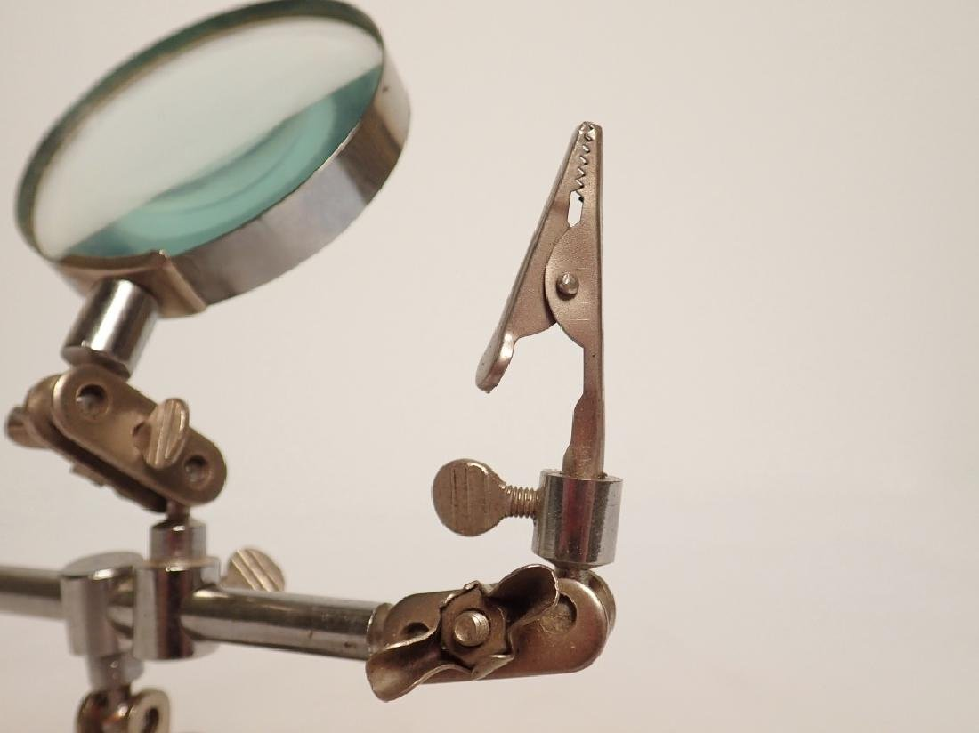 Pair of Magnifying Glasses with Stands - 6