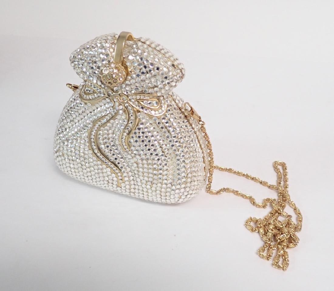 Vintage Crystal Handbag - 2