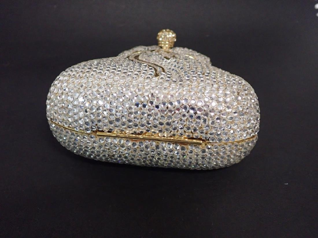 Vintage Crystal Handbag - 4
