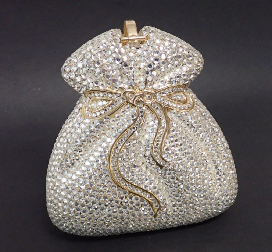 Vintage Crystal Handbag - 7