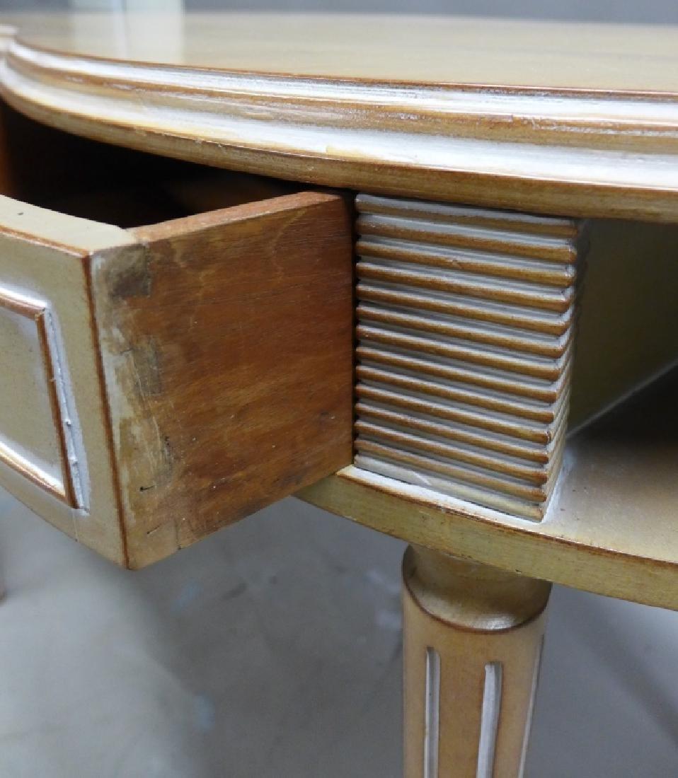"""Mid-Century """"S Curve"""" Ladies Designer Desk - 6"""
