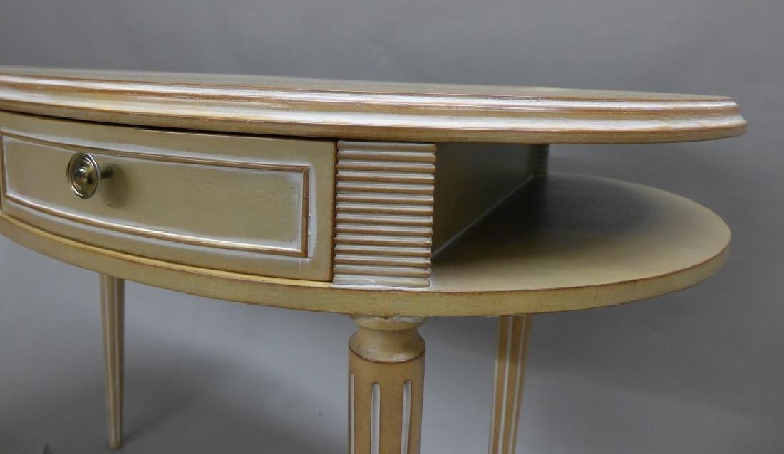"""Mid-Century """"S Curve"""" Ladies Designer Desk - 7"""