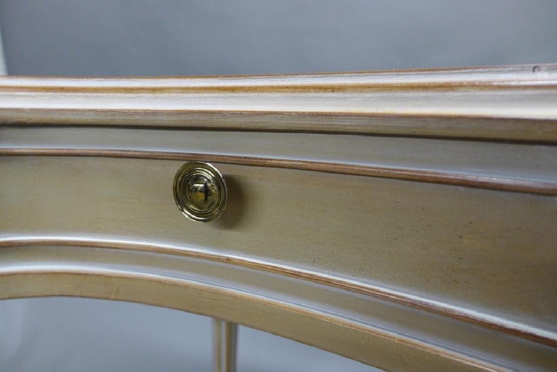 """Mid-Century """"S Curve"""" Ladies Designer Desk - 9"""