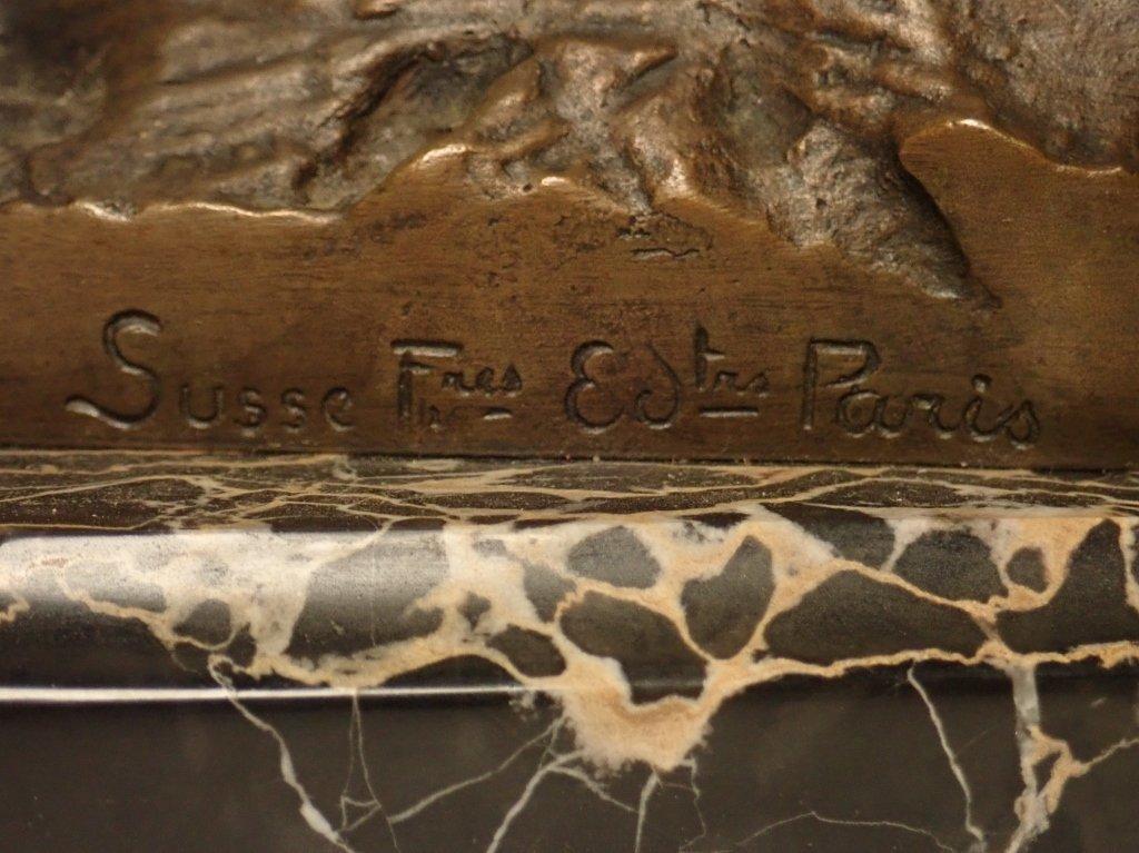 Art Deco Bronze Signed Le Faguays (1892-1962) - 5