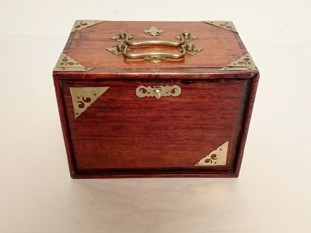 Mahjong Set with Wooden Box - 3