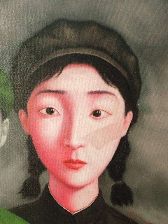 Zhang Xiaogang, Big Family Series: Bloodline - 3