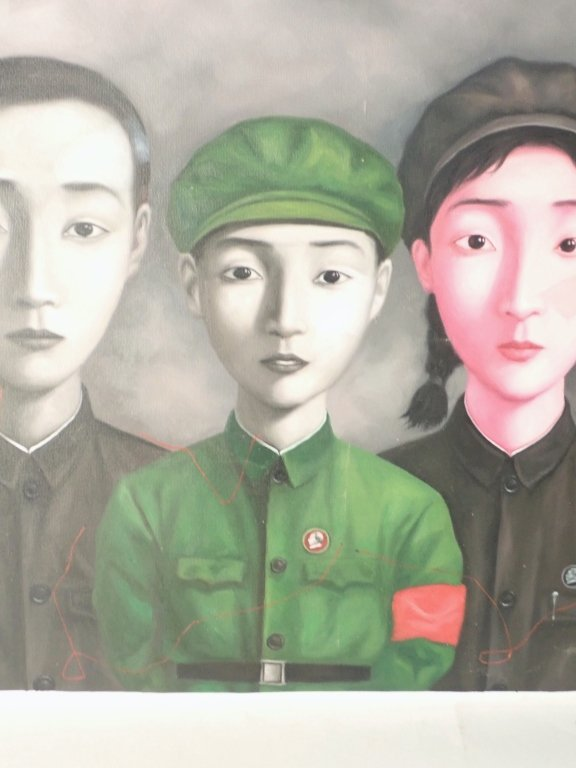Zhang Xiaogang, Big Family Series: Bloodline - 4