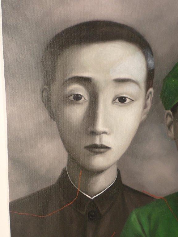 Zhang Xiaogang, Big Family Series: Bloodline - 5