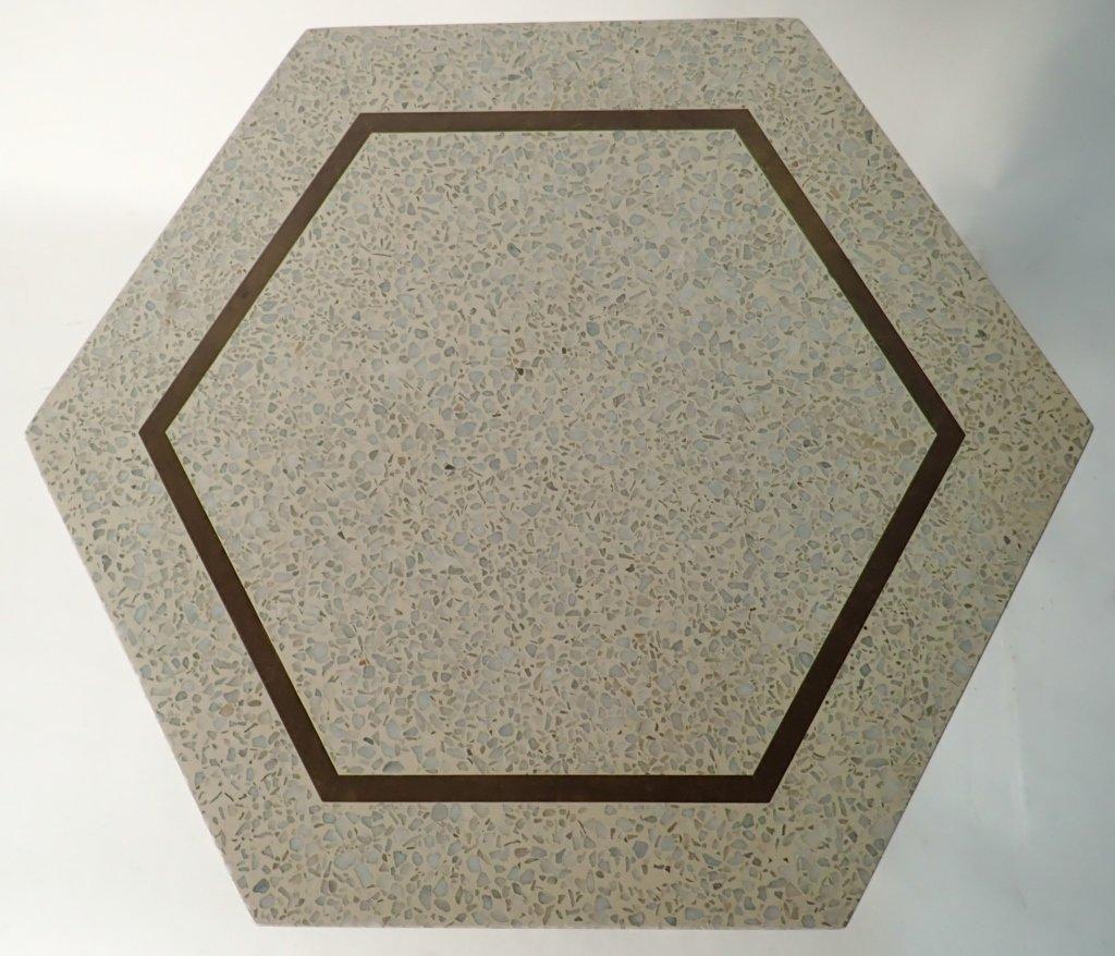 Harvey Probber Hexagonal Side Tables - 5