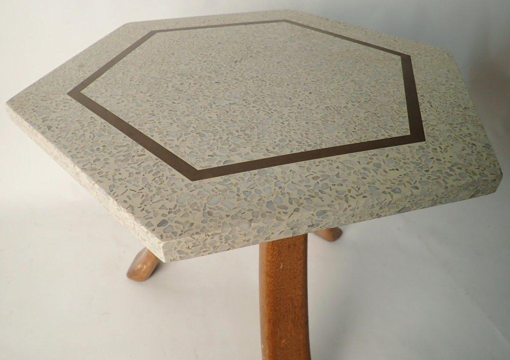Harvey Probber Hexagonal Side Tables - 6