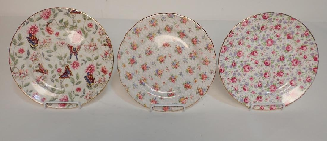 Grouping of Fine Bone China Tea Cup & Saucer Sets - 2