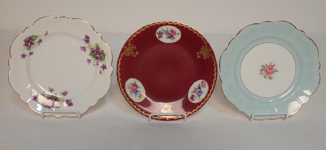 Grouping of Fine Bone China Tea Cup & Saucer Sets - 5