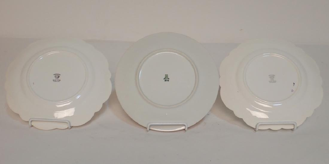 Grouping of Fine Bone China Tea Cup & Saucer Sets - 6
