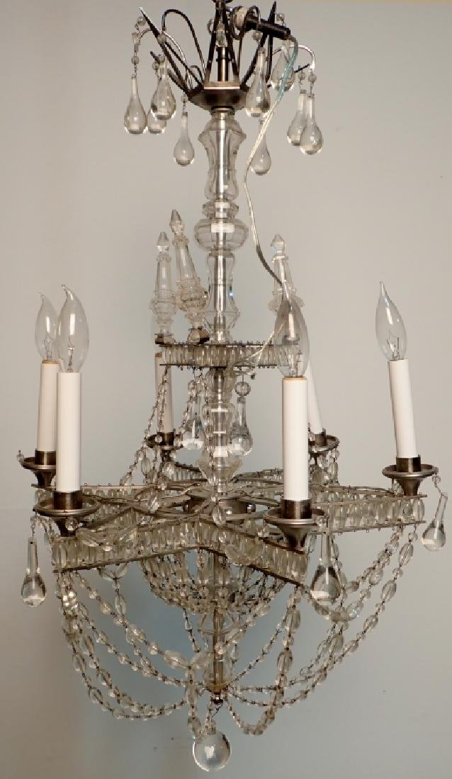 Continental/Baltic Style Chandelier