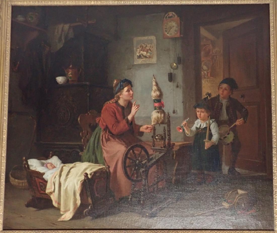 Hermann Sondermann (German, 1832 - 1901) - 4